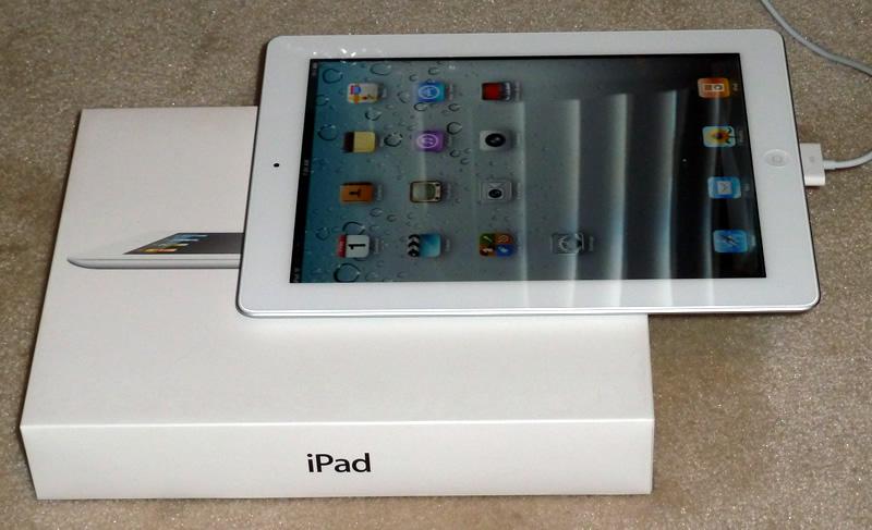 iPad 2 Model A1395