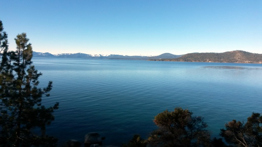 Pristine Lake Tahoe